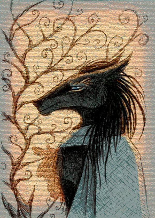 Anubis by Dracunnum