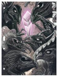 The Dark Crystal : Skeksis