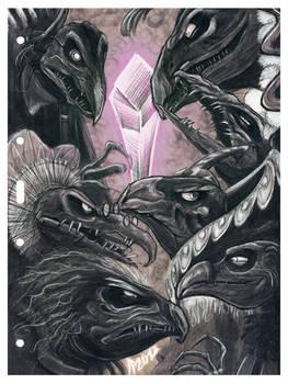 Dark Crystal : Skeksis