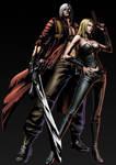 Dante and Trish V2