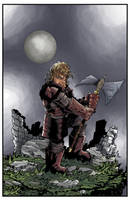Tyrion Lannister by CjB-Productions