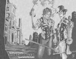 Sherlock Holmes by CjB-Productions