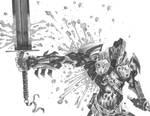 Deathstroke by CjB-Productions