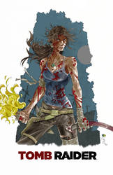 Tomb Raider by CjB-Productions