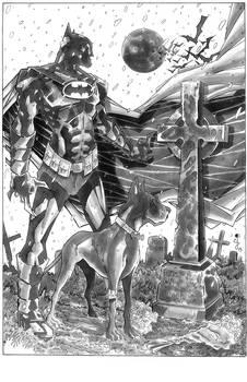 A Dark Winters Knight