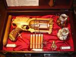 steampunk vampyre slaying kit