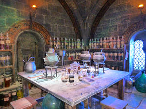 Potions Class, Hogwarts London