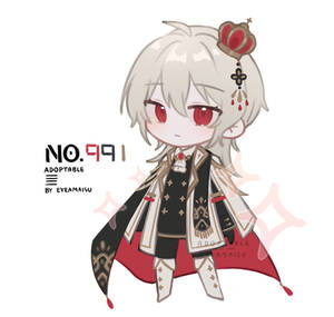 [CLOSED] ADOPTABLE AUCTION #991