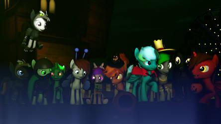 (Sfm Challenge entry halloween) Halloween2 by deadmanwalking289