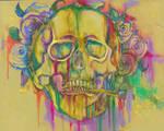 Skullsmokingpipe