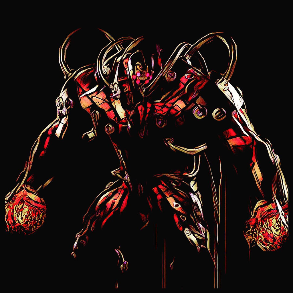 Tekken 7 Gigas By Griffinche On Deviantart