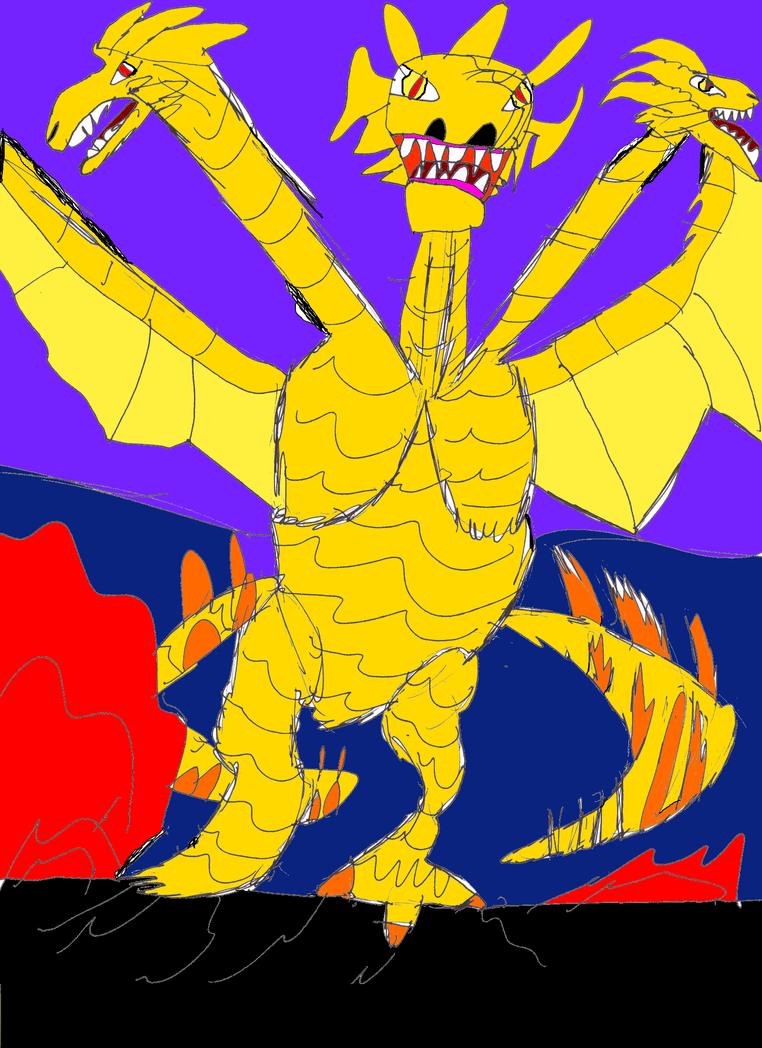 king_ghidorah_the_legendary_series_2014_