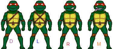 Teenage Mutant Ninja Turtles-Mirage Comics Version by GrimlockMegatron