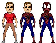 Spider-Man (Marvel Cinematic Universe) by GrimlockMegatron