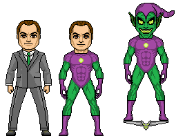 Green Goblin-MCU Version by GrimlockMegatron