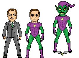 Green Goblin-MCU Version by GrimlockMegatron