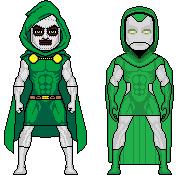 Dr.Doom- MCU by GrimlockMegatron