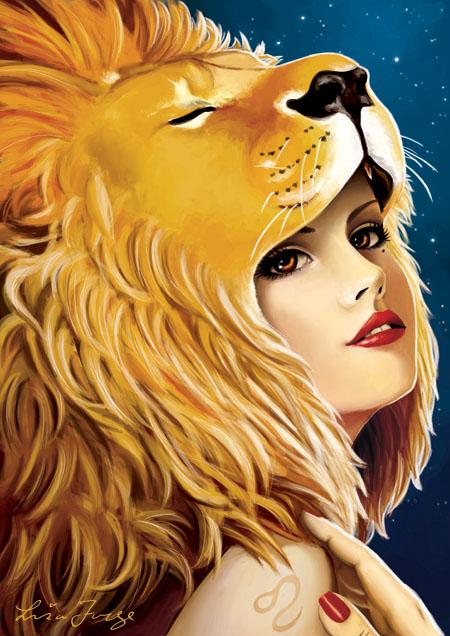 The Zodiac: Leo by fyr...