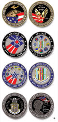 60th MSG and VPP coins by SolarMew