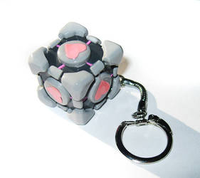 Portal Weighted Companion Cube