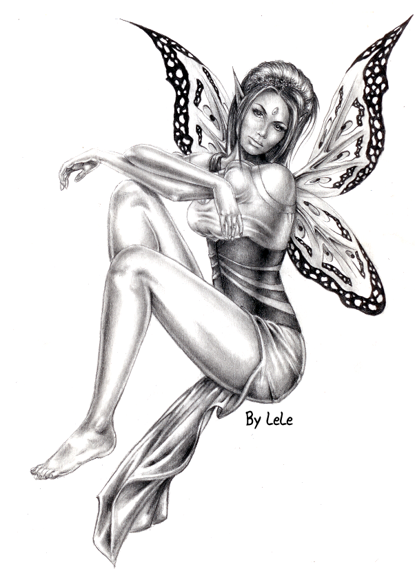 Fairy by Enchantress-LeLe on DeviantArt