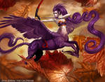 Sagittarius - 2016 Zodiac Fae Calendar