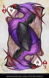 Savage Majesty: King of Hearts by Enchantress-LeLe