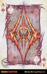 Savage Majesty: Ace of Diamonds