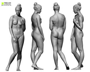 Pose 05 - Grey by Anatomy360 on DeviantArt