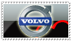 Volvo stamp by MyStamps