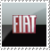 Fiat stamp square series by MyStamps
