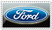 Ford stamp by MyStamps