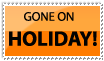 Gone on Holiday by MyStamps