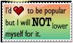 Popularity stamp