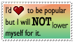 Popularity stamp by MyStamps