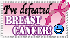 Breast Cancer Survivor Stamp by MyStamps