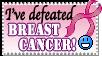 Breast Cancer Survivor Stamp by MyStamps