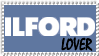 Ilford Lover by MyStamps