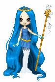 Jojora the ice princess by karateangel