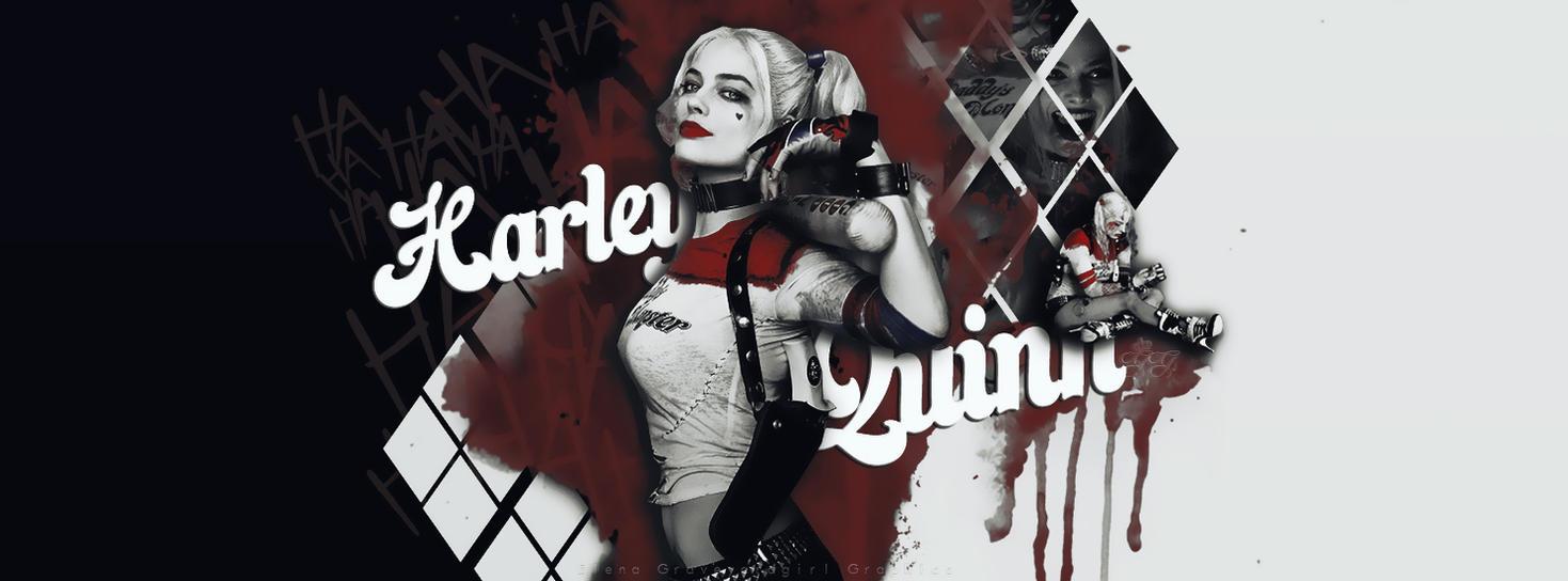 Harley Quinn | Timeline Cover #55 by ElenaGraveyardgirl