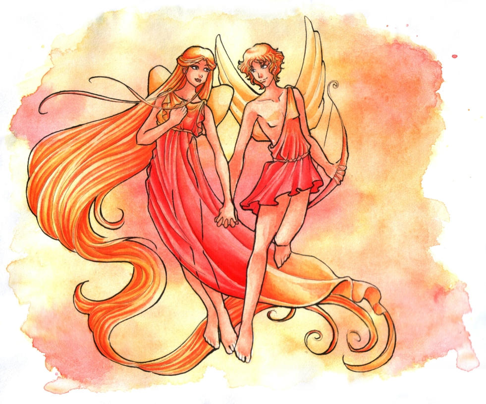 Cupid and Psyche Picture, Cupid and Psyche Image