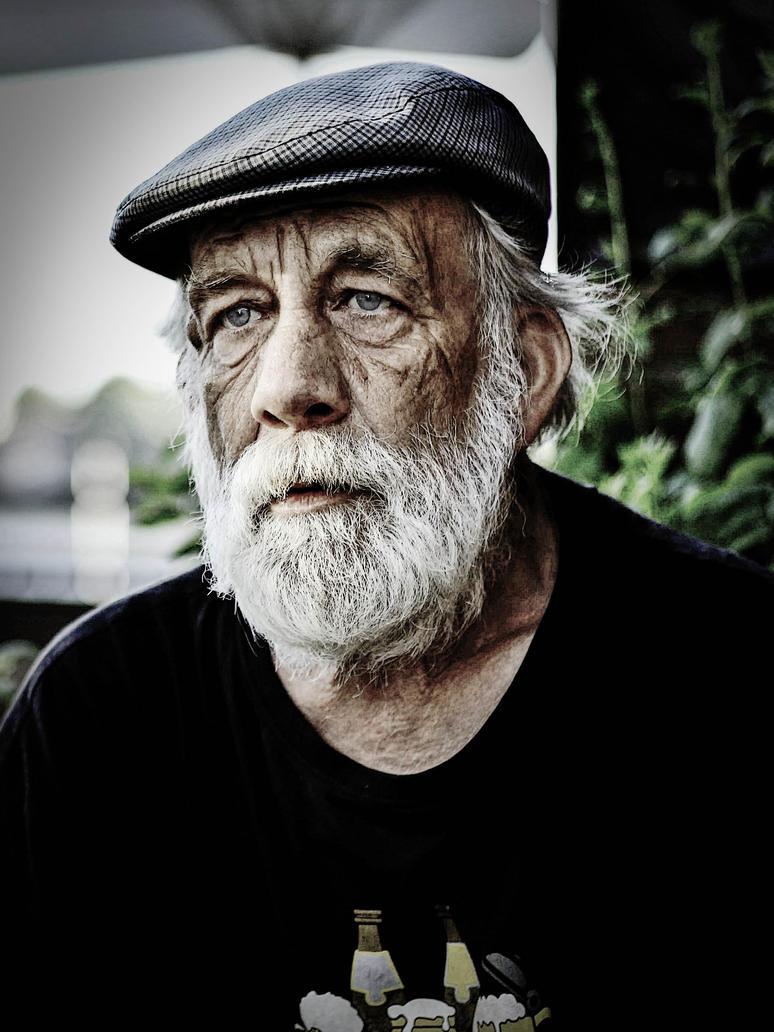 old man by NicosLas