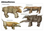 The Diversity of Allotaurs - 2