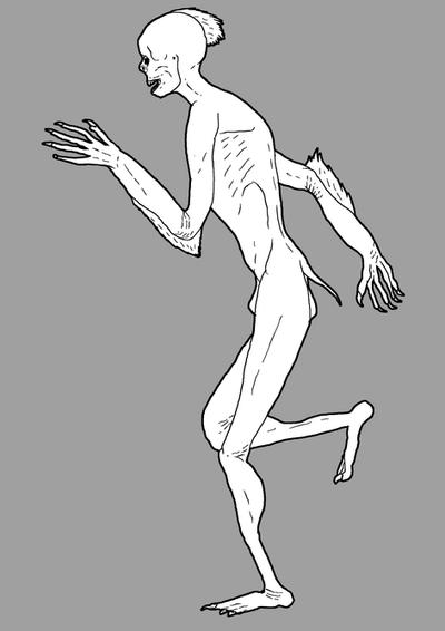 Homo sapiens, GSP Style by nemo-ramjet