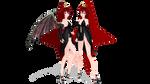 [MMD] Lilit Queen of Evil (DL MODEL)