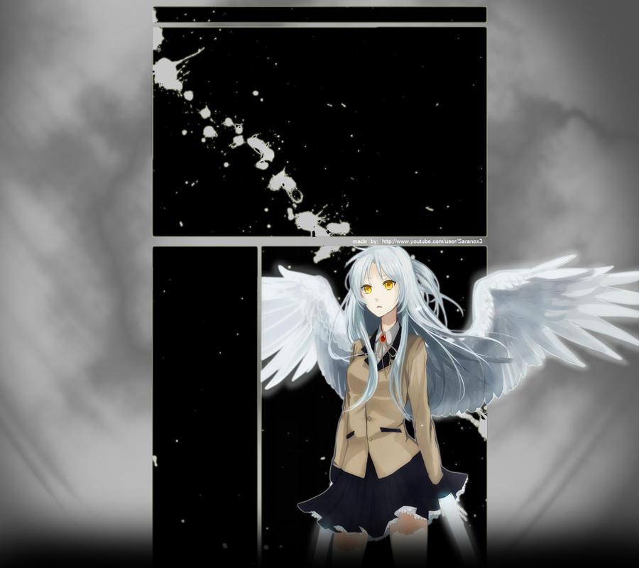 Angel Beats Youtube Background By Saranex3 On DeviantArt
