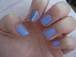 Pretty purple by VIXEN270991