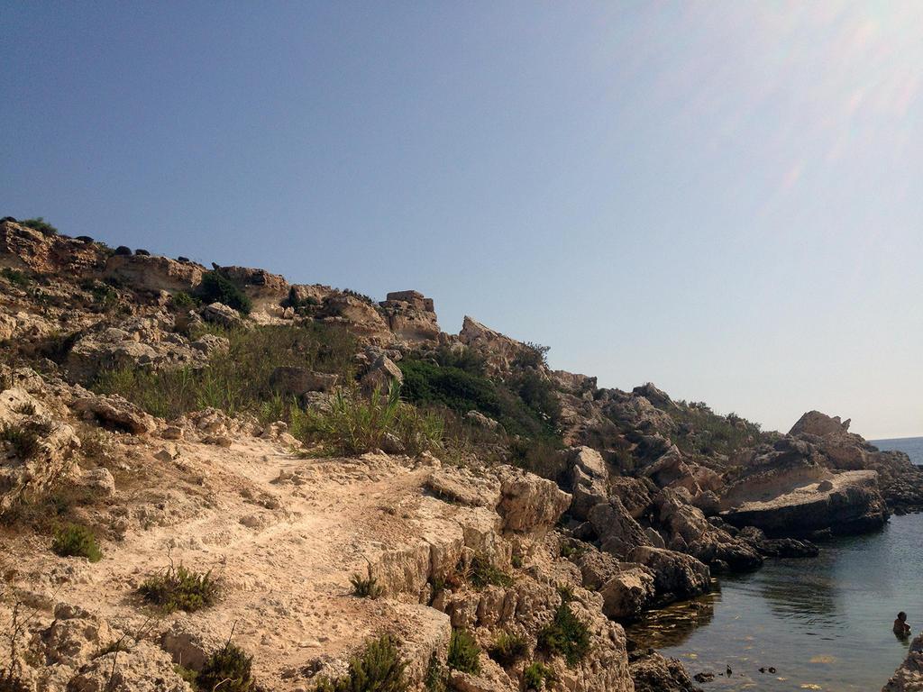Cliffs at Slugs Bay by Cr7NeTwOrK