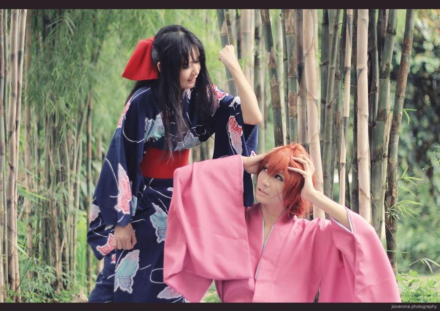 Kenshin No Baka! by JeyelKyo