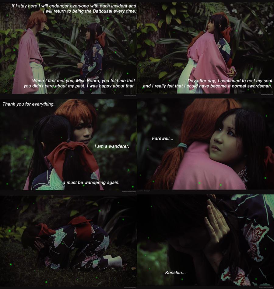Rurouni Kenshin: Farewell by JeyelKyo